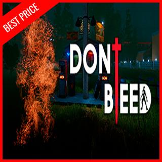Don't Bleed Steam CD Key (Instant)