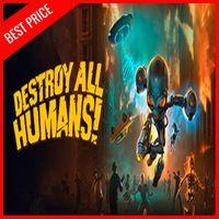 Destroy All Humans! Steam PC CD Key (Instant delivery) BEST PRICE