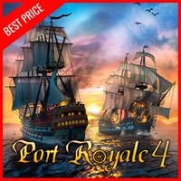 Port Royale 4 Steam CD Key PC (Instant delivery) BEST PRICE