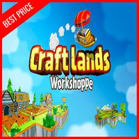 Craftlands Workshoppe - The Funny Indie Capitalist RPG (PLAY NOW) Steam CD Key PC (Instant delivery) BEST PRICE