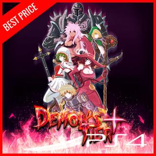 Demon's Tier+ Demons Tier Plus PlayStation 4 PS4 CD Key EU (Instant) BEST PRICE