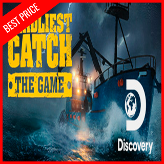 Deadliest Catch: The Game Steam CD Key (Instant)