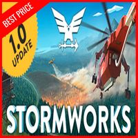 Stormworks: Build and Rescue Steam CD Key PC (Instant delivery) BEST PRICE