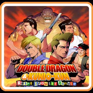 Double Dragon Kunio Kun Retro Brawler Bundle Us Switch Digital Code Nintendo Switch Gam Gameflip