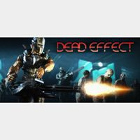 Dead Effect, Steam key, instant delivery