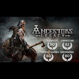 Ancestors Legacy - Console