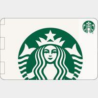 $30.00 Starbucks