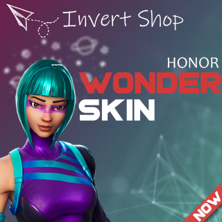 Code | Fortnite Wonder Skin