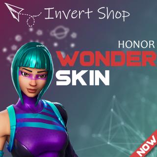 Code | Fortnite Wonder Skin