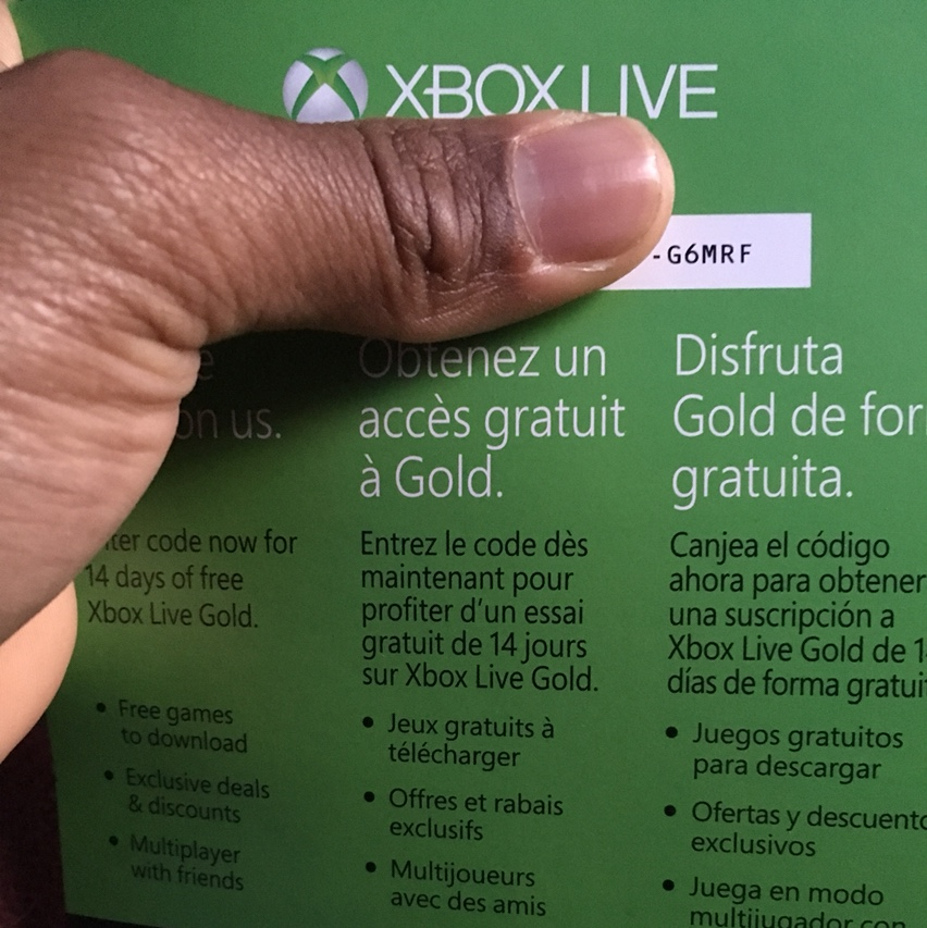 how to get a 14 day trial for xbox live