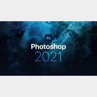 Adobe Photoshop 2021 v22.1.0 full version windows lifetime activated