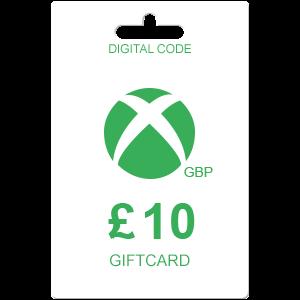 £10.00 Gift Card