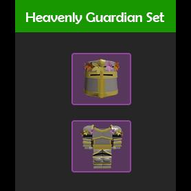 Bundle | Heavenly Guardian DQ