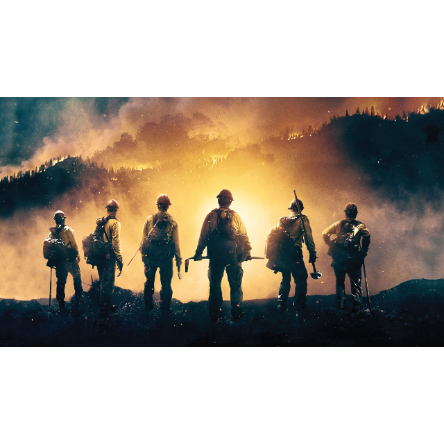 ONLY THE BRAVE - (SD) MA/Vudu Code Only - Digital