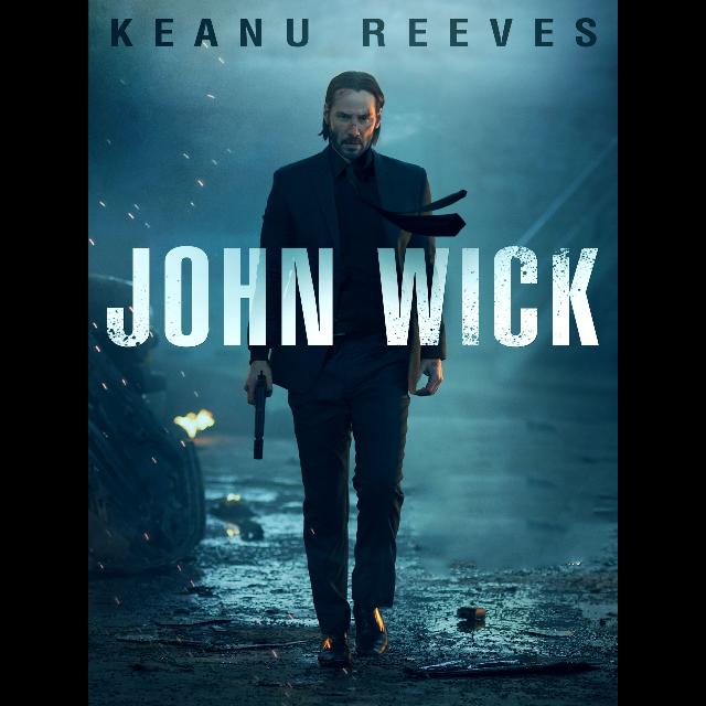 JOHN WICK 1 and 2 - HDX UV digital movie codes - movieredeem
