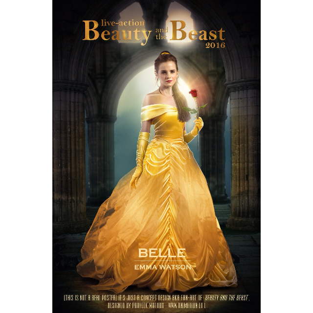 Beauty and the Beast - New live action - Google Play Redeem digital