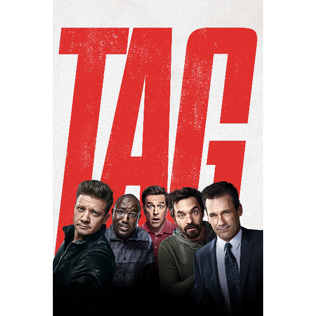 TAG - Digital HD UV - Redeem in wb com/redeemmovie, vudu com