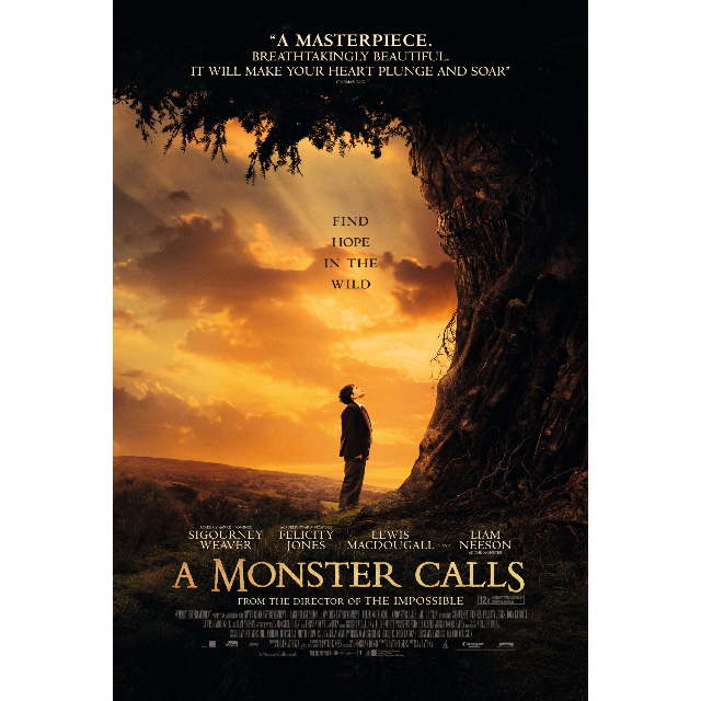 A Monster S Call Uv Code Hd Ultraviolet Digital Movies Gameflip