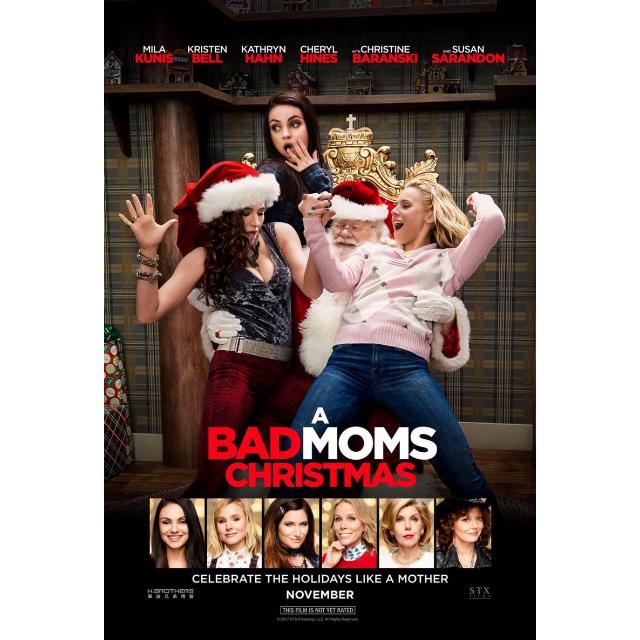 A Bad Moms Christmas Movie.A Bad Moms Christmas Hd Itunes Code Only Digital Movies Gameflip