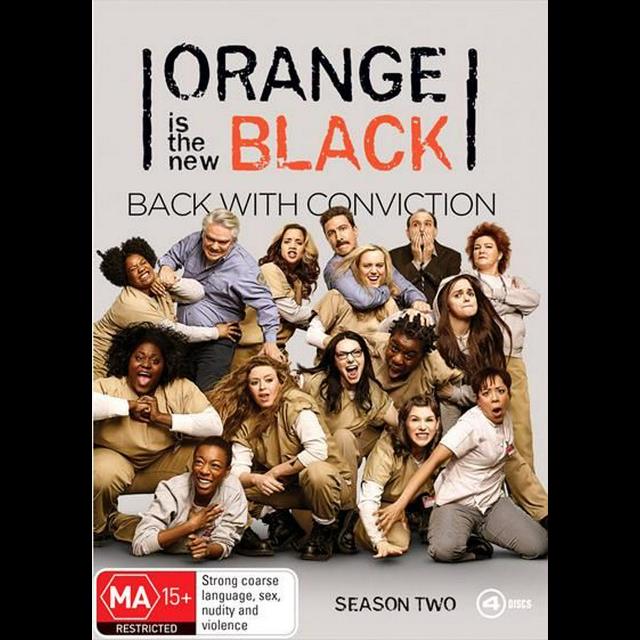 ORANGE is the new BLACK: Season 2 - HD - Digital copy
