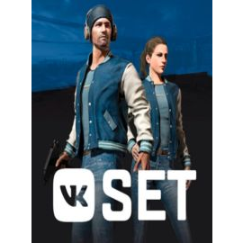 PUBG | VK SET GLOBAL STEAM KEY