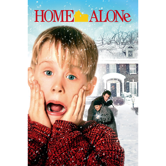 Home Alone 1, Home Alone 2 :Lost In New York And Home