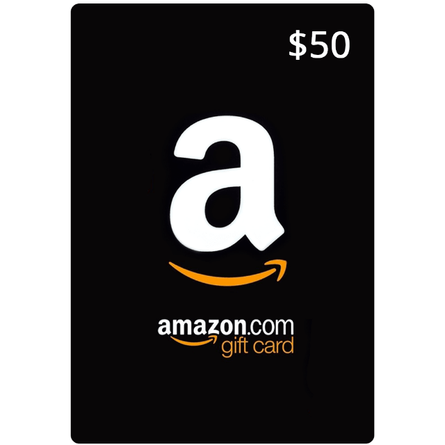Amazon.ca Gift Card 50$ (CAD) [Instant Delivery]