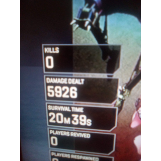 I will Help u get the 4K damage badge in Apex legends (NO ACCOUNT INFORMATION REQUIRED)