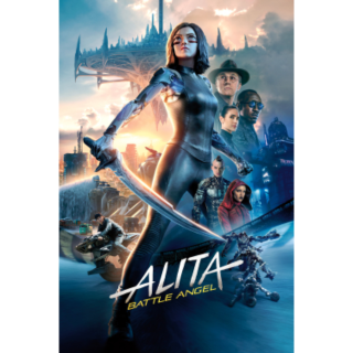 Alita: Battle Angel 4K Steelbook