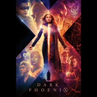 Dark Phoenix 4K