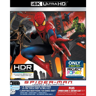 Spider-Man Legacy Collection 4K