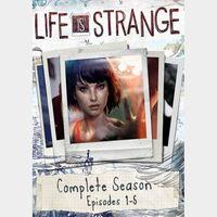 LIFE IS STRANGE: COMPLETE SEASON PC