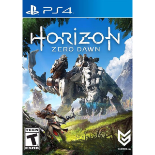 HORIZON ZERO DAWN COMPLETE EDITION PS4 KEY US/CA