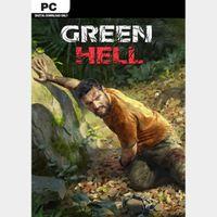 Green Hell [PC / Steam] [Worldwide]