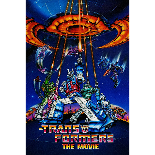 The Transformers: The Movie ITunes Only