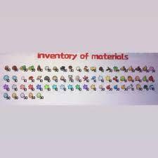 Animal Crossing: New Horizons: x40 Materials