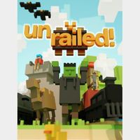 Unrailed! Steam Key Global [Instant Delivery]