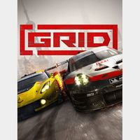 GRID Ultimate Edition Steam Key Global [Instant Delivery]