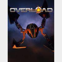 Overload Steam Key Global [Instant Deliver]