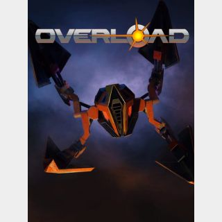 Overload Steam Key Global [Instant Delivery]