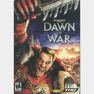 Warhammer 40,000: Dawn of War Steam Key Global [Instant Delivery]