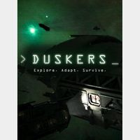 Duskers Steam Key Global [Instant Delivery]