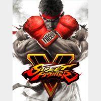 Street Fighter V Steam Key Global [Instant Delivery]