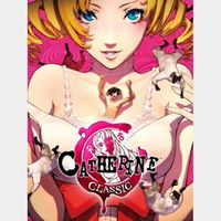 Catherine Classic Steam Key Global [Instant Delivery]
