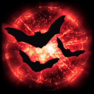 Vampire Bat | Sky Blue