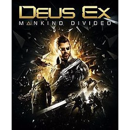 Deus Ex: Mankind Divided [INSTANT DELIVERY]