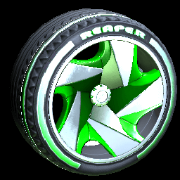 Reaper | Forest Green