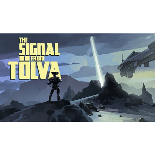 The Signal From Tolva Steam Key