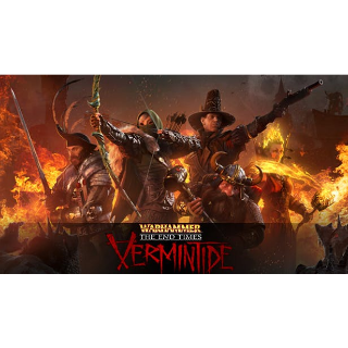 Warhammer End Times Vermintide Steam Key
