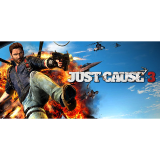 Just Cause 3 Steam Key
